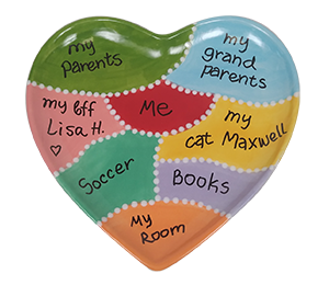 Whittier Map Of My Heart